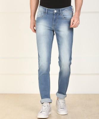 U.S. Polo Assn. Skinny Men Grey Jeans