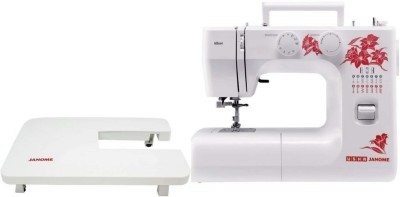 Usha allure dlx +extentiona table Electric Sewing Machine( Built-in Stitches 13)