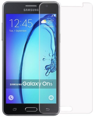 BHRCHR Tempered Glass Guard for SAMSUNG Galaxy On5|SAMSUNG Galaxy On5 Pro(Pack of 1)