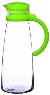 PASABAHCE 1.42 L Water Caraffee Green Jug Glass PASABAHCE Pitchers