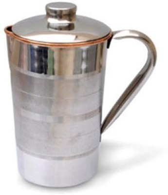 Acs 1.5 L Water Jug Copper, Steel Acs Pitchers