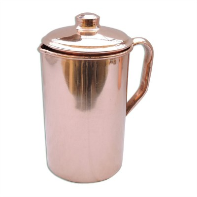 Qubic Inc 1.5 L Water B01HJRC65S Jug Copper Qubic Inc Jugs