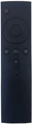 LipiWorld 4 LCD LED Smart TV Remote Control Compatible for Smart TV 4 Mi LED MI Remote Controller(Black)