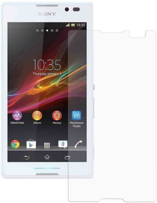 Wildfab Impossible Screen Guard for Sony Xperia C(Pack of 1)