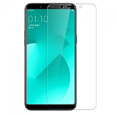 Kmp Power Tempered Glass Guard for Oppo A83(Pack of 1)