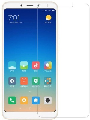 Richuzers Tempered Glass Guard for Oppo A83(Pack of 1)