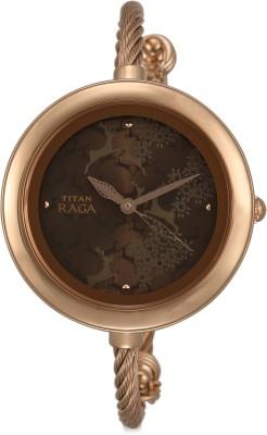 Titan NH2532WM01 Raga Analog Watch   For Women Titan Wrist Watches