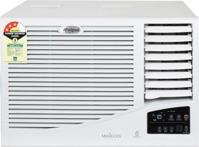Whirlpool 1 Ton 3 Star Window AC  - White(WAC 1 T MAGICOOL COPR 3S, Copper Condenser)