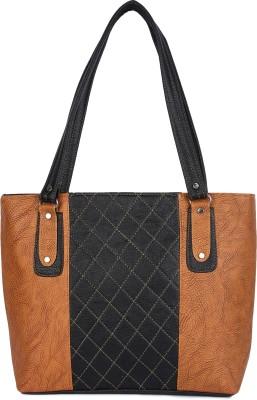 AANIA HAUTE Women Tan Shoulder Bag
