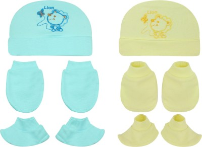 Neska Moda Baby Boys & Baby Girls Casual Mitten Bootie, Cap(Multicolor)