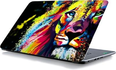 RADANYA Lion Laptop Skin 125 Vinyl Laptop Decal 15.6