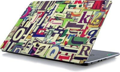 RADANYA Graffiti Laptop Skin 204 Vinyl Laptop Decal 15.6