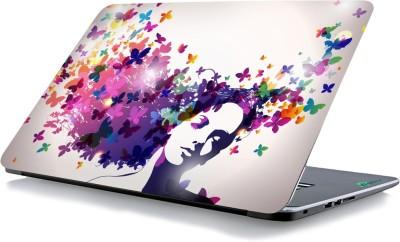 RADANYA Butterfly Art Laptop Skin 27052 Vinyl Laptop Decal 15.6