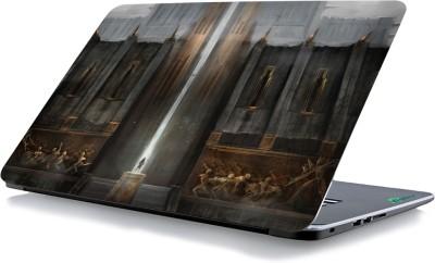 RADANYA Olympus Doors Laptop Skin 21269 Vinyl Laptop Decal 15.6