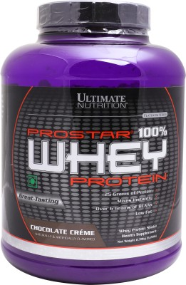 Ultimate Nutrition Prostar 100% Whey Protein (2.39Kg, Chocolate Cream)