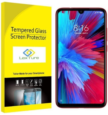 Unirock Back Cover for Redmi Note 7 (Ruby Red, 64 GB) (4 GB RAM)(360 Degrees Full Body Protection,[Anti-Scratch] [Shockproof] (♥Blue♥), Grip Case)