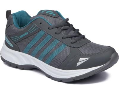Asian WNDR-13 Running Shoes For Men(Green, Grey)