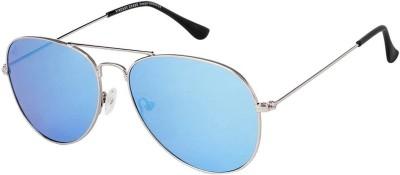 Vincent Chase Wayfarer Sunglasses(Blue)