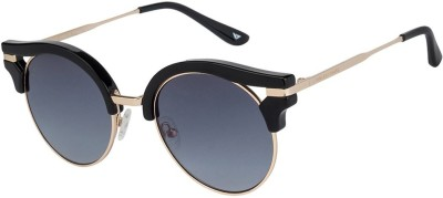 Vincent Chase Rectangular Sunglasses(Brown)