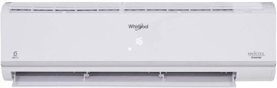 View Whirlpool 1.5 Ton 3 Star Split Inverter AC  - White, Grey(SAI18B39MC0, Copper Condenser)  Price Online