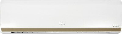 Hitachi 1.5 Ton 5 Star Split Inverter AC  - White, Gold(RSOG518HCEA, Copper Condenser) (Hitachi)  Buy Online
