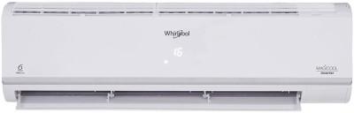 View Whirlpool 1 Ton 3 Star Split Inverter AC  - White, Grey(SAI12B39MC0, Copper Condenser)  Price Online