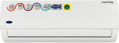 View Carrier 1 Ton 3 Star Split AC  - White(Durafresh Neo CAS12DN3R39F0, Copper Condenser) Price Online(Carrier)