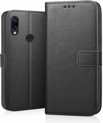 SHINESTAR. Back Cover for Mi Redmi Note 7 Pro, Note 7, Note 7S(Black)