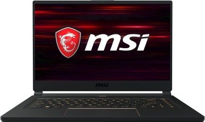 MSI Stealth Core i7 8th Gen - (16 GB/512 GB SSD/Windows 10 Home/6 GB Graphics/NVIDIA Geforce RTX 2060) GS65 Gaming Laptop(15.6 inch, Black, 1.88 kg)