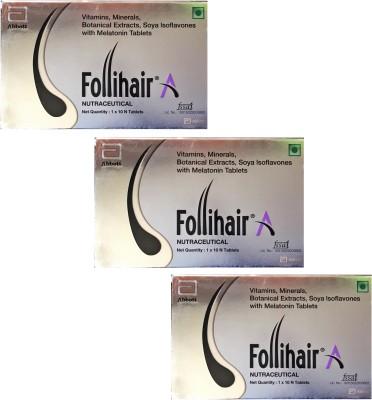 Abbott Follihair A tablets