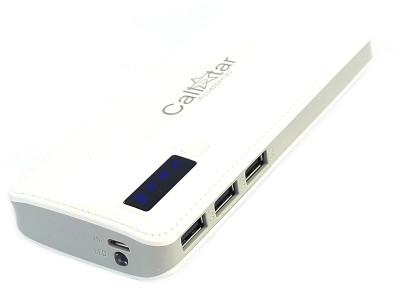 CallStar 11000 mAh Power Bank  CSNN 11K  White, Lithium ion