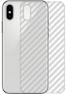 SRT Back Screen Guard for Apple iPhone X(Pack of 1)