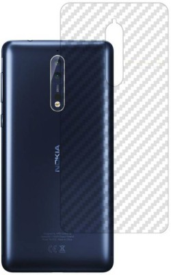 napfond Back Screen Guard for Nokia 8(Pack of 1)