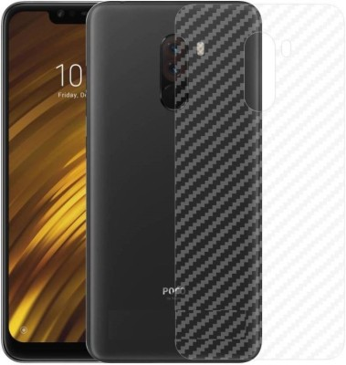 EASYBIZZ Back Screen Guard for POCO F1(Pack of 1)