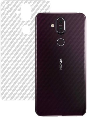 SRT Back Screen Guard for Nokia 8.1(Pack of 1)
