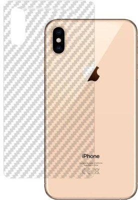 SRT Back Screen Guard for Apple iPhone XS Max(Pack of 1)