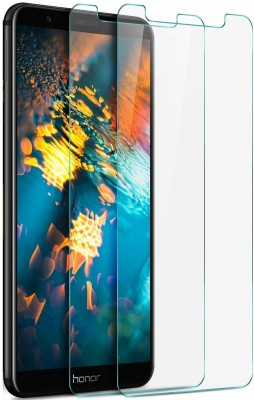 Spinzzy Tempered Glass Guard for Honor 7X(Pack of 2)