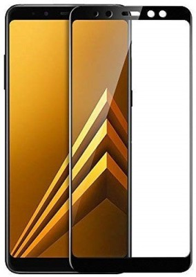 Splash Tempered Glass Guard for Samsung Galaxy A20(Pack of 1)