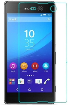 A-Allin1 Tempered Glass Guard for Sony Xperia Z3(Pack of 1)