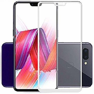 THOGAI Tempered Glass Guard for OPPO F7, OPPO R15(Pack of 1)