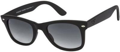 Vincent Chase Wayfarer Sunglasses(Grey)