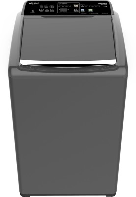 Whirlpool 7.5 kg Fully Automatic Top Load Washing Machine with In-built Heater Grey(Stainwash Deep Clean (N) 7.5 Grey 10 YMW) (Whirlpool)  Buy Online