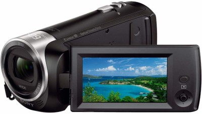 Sony handycam HDR CX405 9.2MP HD Handycam Camcorder