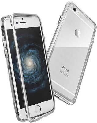 VeilSide Front & Back Case for Apple iPhone 6 Plus(Silver, Shock Proof)
