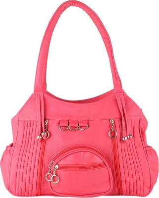 SIRISHA Women Pink Hand-held Bag