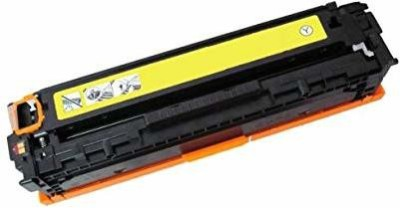 Printwell CRG-131 Toner Cartridge Compatible with Canon LBP 7110CW / 7100CN Printers (Yellow) Yellow Ink Toner Powder