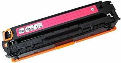 Printwell CRG-131 Toner Cartridge Compatible with Canon LBP 7110CW / 7100CN Printers (Magenta) Magenta Ink Toner Powder