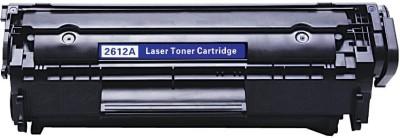 VITSA 12A / Q2612A / 2612 / 2612A Toner Cartridge for HP Laserjet Printers 1010/ 1010w/ 1012/1015/ 1018/1020/ 1022/ 1022n/ 1022nw/ M1005 MFP/ M1319f MFP/ 3015 AIO/ 3020/3030/ 3050/ 3050z/ 3052/3055 Black Ink Toner