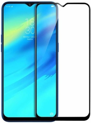 KMP POWER Edge To Edge Tempered Glass for Realme 2 Pro(Pack of 1)