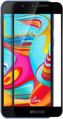 Flipkart SmartBuy Edge To Edge Tempered Glass for Samsung Galaxy A2 Core(Pack of 1)